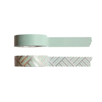 Fountain Washi Tape - Set of Two