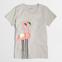 Factory flamingo collector T-shirt
