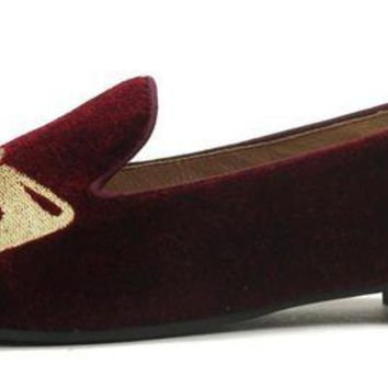 LMFH3W Seychelles for Women: All Mine Burgundy Flats
