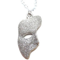 On Sale  - Limited offer - Phantom Of The Opera Necklace Sparkly Edition