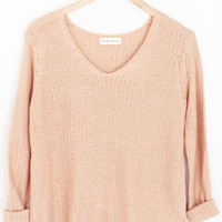 Madison Knit Sweater