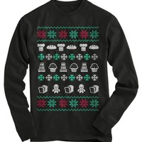 Baking Ugly Christmas Sweater