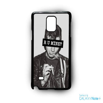 Alex Turner Arctic Monkeys for Samsung Galaxy Note 2/Note 3/Note 4/Note 5/Note Edge phone case