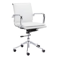 CESENA OFFICE CHAIR - SNOW