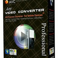 Any Video Converter Professional 5.8.1 Crack & Serial Key Free