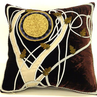 Lord of the Rings inspired pattern on by ClassyInteriorsDeco
