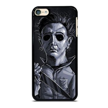 MICHAEL MYERS HALLOWEEN ART iPod Touch 6 Case Cover