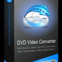WonderFox DVD Video Converter 8.8 Crack Free Download