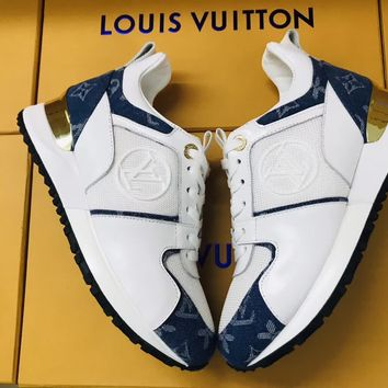 Louis Vuitton Lv Run Away Sneakers Reference #10714 - Best Online Sale