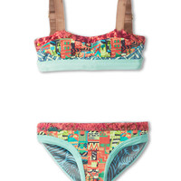Maaji Kids Her Majesty Bikini (Toddler/Little Kids/Big Kids) Green - Zappos.com Free Shipping BOTH Ways