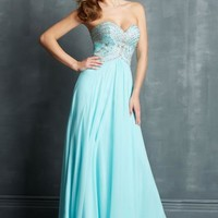 Night Moves 7019 at Prom Dress Shop