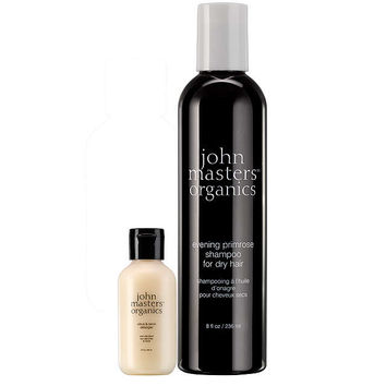 John Masters Evening Primrose Shampoo for Dry Hair, 236ml: With FREE Gift at John Lewis