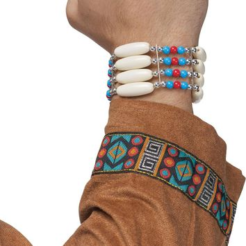 Native Warrior Bracelet prop
