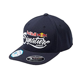 Red Bull Signature Series One Ten Performance Hat Navy Blue
