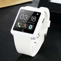 Smart Watch Clock Sync Notifier Sport Wide Viewing Angle Screen Smart Health Smartwatch For Apple iPhone Huawei Android Phone