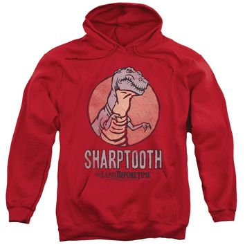 Land Before Time - Sharptooth Adult Pull Over Hoodie