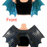 Wireless Dragon Wings (Wings Only)