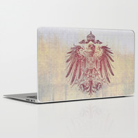 Heraldic Coat of Arms Laptop & iPad Skin by MaNia Creations