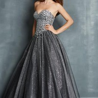 Night Moves 7089 at Prom Dress Shop