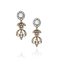 Souviens Convertible Drop Earrings