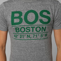 Urban Outfitters - Deter Boston Coordinates Tee