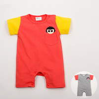 Summer Strong Character Baby Lovely Cotton Costume [4919775044]