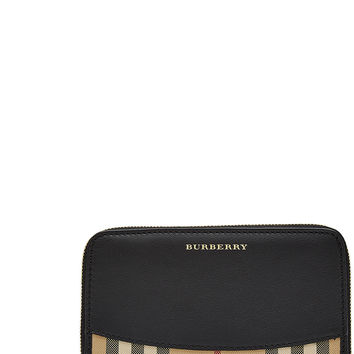 Burberry Shoes & Accessories - Wallet with Checked Fabric
