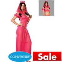 Genie May K. Wish Costume for Women- Party City