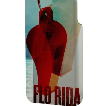 Best 3D Full Wrap Phone Case - Hard (PC) Cover with Whistle Flo Rida Design