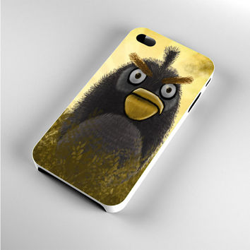 Angry Birds Black iPhone 4s Case