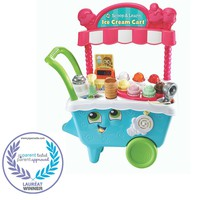 Scoop & Learn Ice Cream Cart - English Edition
