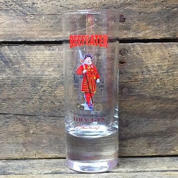 Beefeater Dry Gin Tall Shot Glass