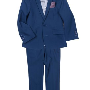 Appaman Boys' French Blue Mod Suit