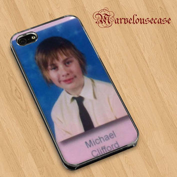 5sos Fetus Michael Clifford  Custom case for all phone case
