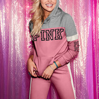 Cross-Neck Pullover - PINK - Victoria's Secret