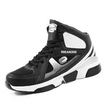 Men's Shoes Big Size Shoes Sport Mens Athletic Shoes Comfortable Mens Sports Sneakers Basketball