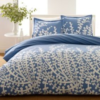Space Living Branches French Blue Bed in a Bag Sets