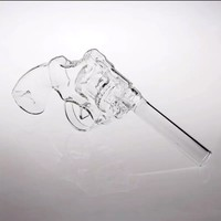 Revolver Glass Pipe