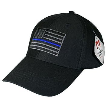 Maverix American Flag Hat - Great Fit, High Quality, Amazing Details