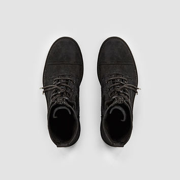 Mens Quake Boot (Black) | ALLSAINTS.com