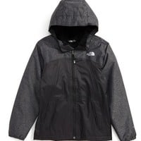 The North Face Warm Storm Hooded Waterproof Jacket (Little Girls & Big Girls)   Nordstrom