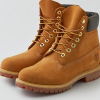 AEO Men's Timberland Wheat Waterproof Boot (Light Brown)