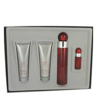 Perry Ellis 360 Red Gift Set By Perry Ellis