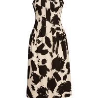 Bandeau dress - from H&M