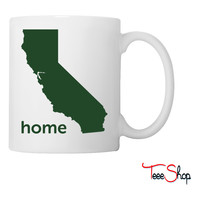 california2 home Coffee & Tea Mug