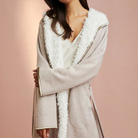 Reversible Sherpa Robe