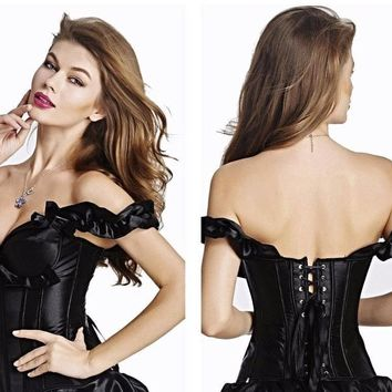 Queen of the Vampires Corset