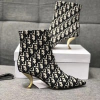 Christian Dior Women Boot Item #10902 - Best Online Sale