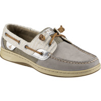 Sperry Top-Sider Bluefish 2-Eye Mariner Stripe Shoe - Women's Charcoal,