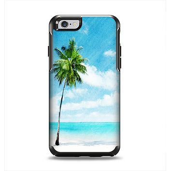 The Paradise Beach Palm Tree Apple iPhone 6 Otterbox Symmetry Case Skin Set